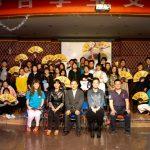 現地の学生との文化交流。国際的な視野が広がりました。