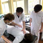 中国の鍼灸レベルの高さに学生もビックリ。