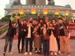 東方明珠TVタワー