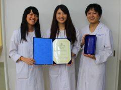 日本歯科技工学会 第38回学術大会 ポスター発表 最優秀発表賞