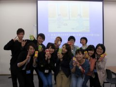 日本の伝統文化についても学んだよ!