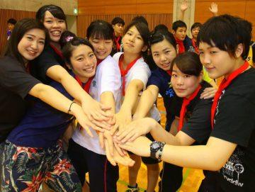 柔道整復師学科 体育祭!