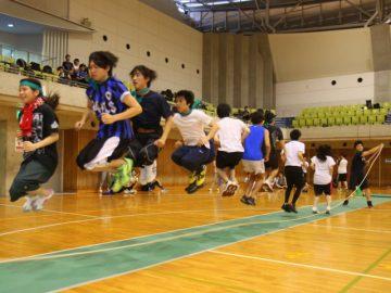 ジャンプ!