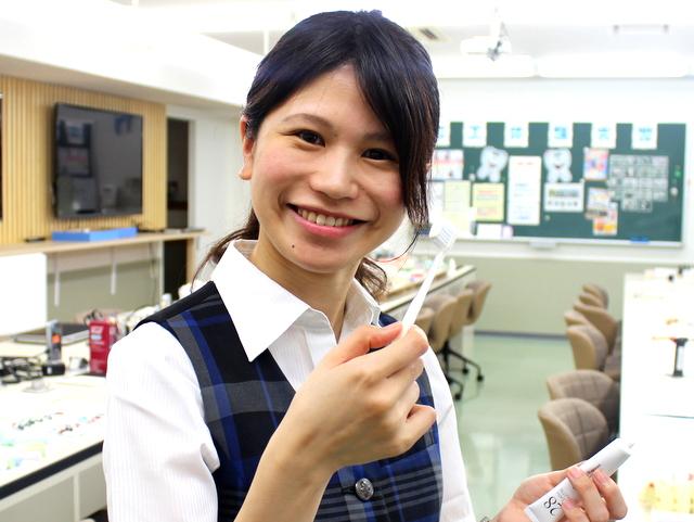 歯科技工士と歯磨き粉
