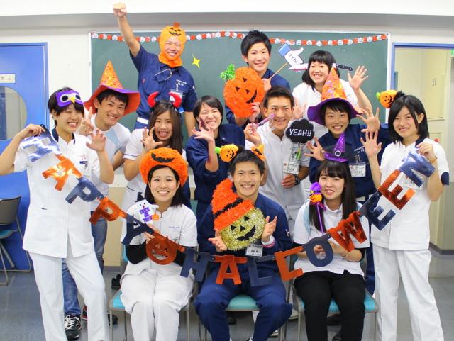 ハロウィン☆オープンキャンパス