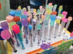 歯のボールペン