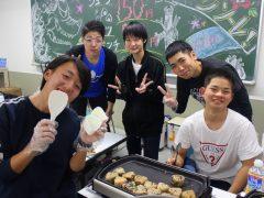 救急夜間部1年生 沖縄料理 ジューシー