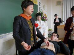 臍(へそ)鍼療法 体験