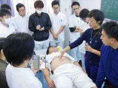 中国独特の鍼治療。