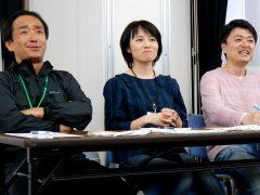 複雑な表情の真田先生 & 審査に困った南谷 & 驚きを隠せない山本先生