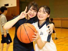 バスケットボール開始!