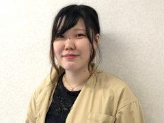 歯科技工士学科卒業生 髙須賀さん