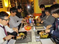 夕食ジェノベーゼ3