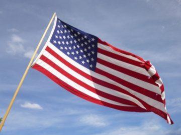アメリカのシンボル「星条旗」