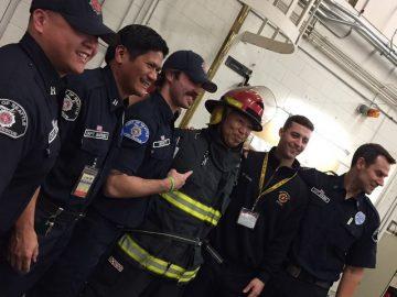 元消防職員の血が騒ぎました。