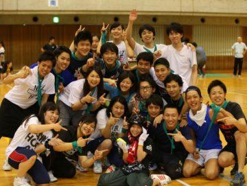 優勝チームの3年生Bクラス!