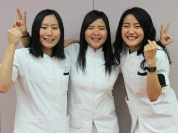 3人とも地元 和歌山で就職決定!!