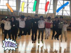 ジャンプ!!!!