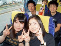 岡山へ出発!!