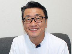 歯科技工士学科 学科長 杉田先生