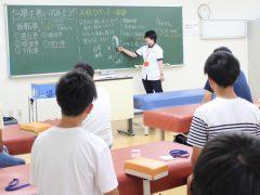 岩田先生の説明にも熱が入ります!