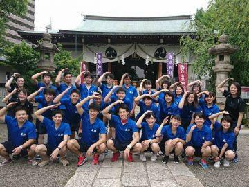 スポーツの神様を祀る香取神社