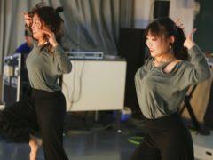 独特の世界観あるダンス!!