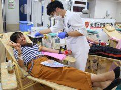献血は大事だよ~