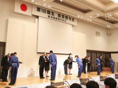 第18期生 徽章授与式!!!