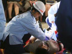 集団災害にて四肢切断への処置