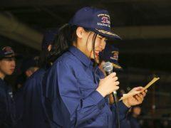 救急救命士学科 昼間部2年生の坂口さん