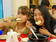 中国は食べ物もおいしい!