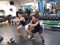 Let's トレーニング!
