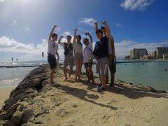 海外研修inハワイ