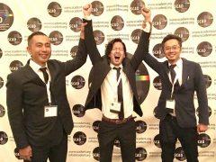 世界各国のテクニシャンが集まる国際歯科色彩学会にて最優秀賞を受賞!
