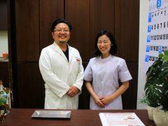 鍼灸師学科の卒業生の永田さんに教わりました!
