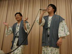カラオケ大会♪