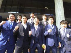 みんなイイ笑顔(o^O^o)