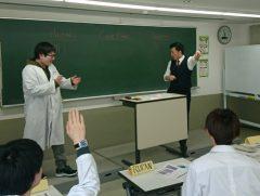 英会話の授業