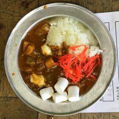 7種のスパイスが隠し味!マシュマロ&ナタデココの新食感カレー
