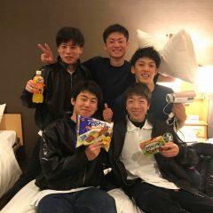 みんなで楽しく過ごす最高の夜になりました(^^)