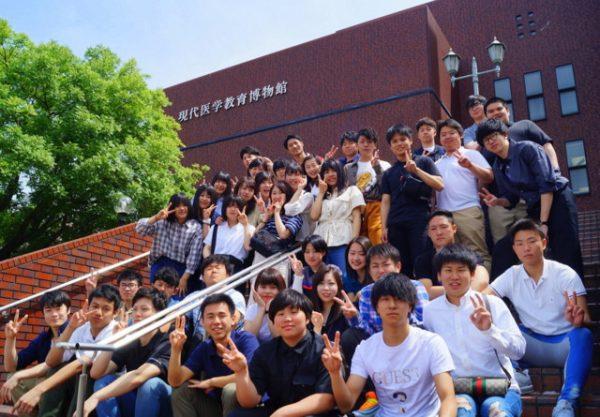 柔道整復師学科14期生 国内研修
