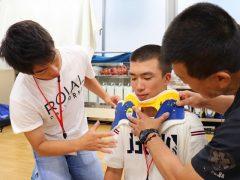 傷病者の体験も救急救命士の仕事を知る手段の一つ!