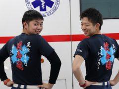 かっちょいいTシャツ☆