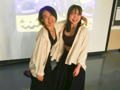 東洋秋祭でダンス!