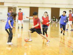 スポーツ大会 フットサル!