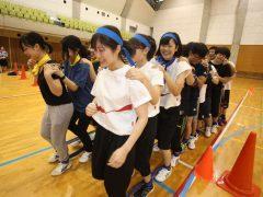 クラスで団結して、目指すは優勝!!!