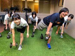 みんなでLET'sトレーニング!!!