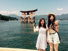 広島に行きました!