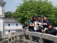 倉敷で観光♩映え!